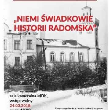 Kolejny wieczorek radomskowski