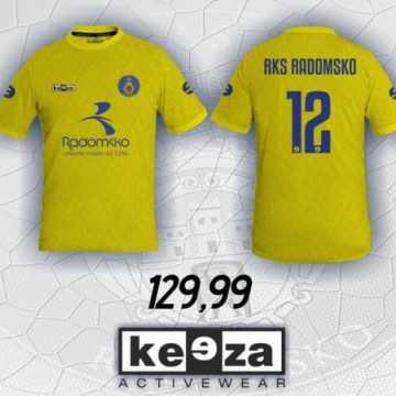 Wkrótce do nabycia meczowe koszulki RKS Radomko