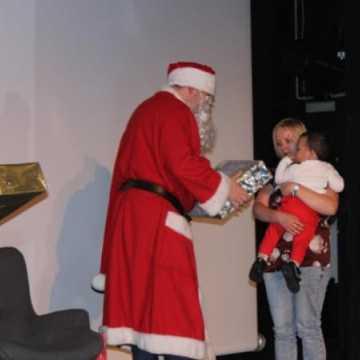 Mikołaj połączył pokolenia