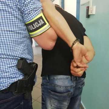 Bełchatów: 29-latek zatrzymany za posiadanie narkotyków