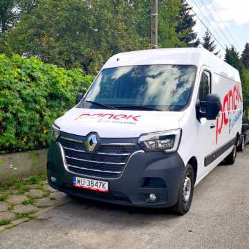 Nowe auta we flocie marki Panek. Od limuzyn po ciężarówki