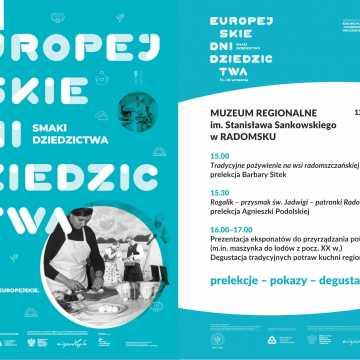 Europejskie Dni Dziedzictwa - również w Radomsku