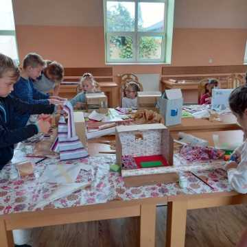 Młodzi mieszkańcy Kamieńska uczestniczyli w ekowarsztatach