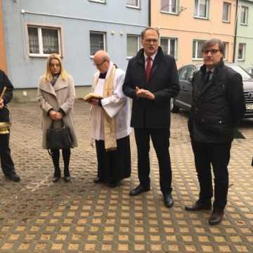 Oddano nowy blok socjalny przy św. Rozalii