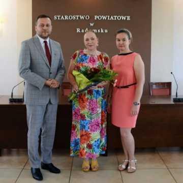 Renata Kozieł ponownie dyrektorem ZSP w Przedborzu