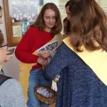 mPotęga zawitała do szkoły w Kietlinie
