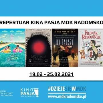 Kino MDK zaprasza. Repertuar od 19 do 25 lutego