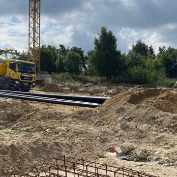 PGK w Radomsku rozbudowuje ciepłociąg