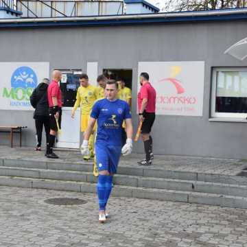 RKS Radomsko przegrywa mecz z beniaminkiem