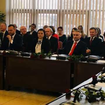 Nowy zarząd Powiatu Radomszczańskiego