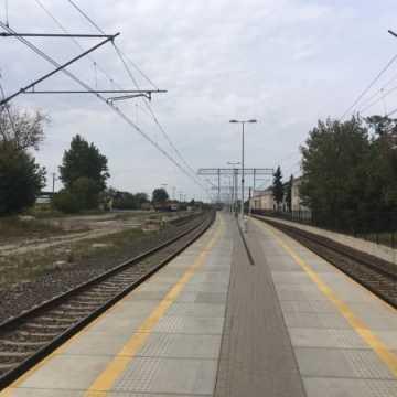 Nowy rozkład jazdy pociągów od niedzieli