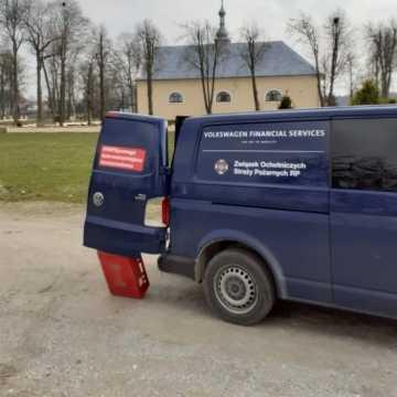 10 000 maseczek trafi do parafii w powiecie radomszczańskim