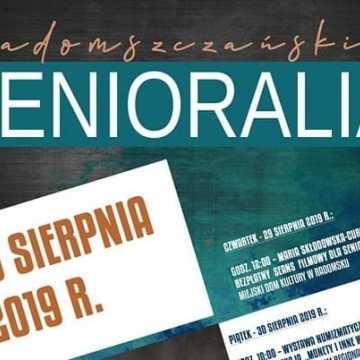 Radomszczańskie Senioralia – program