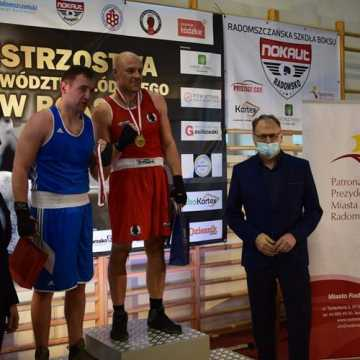 Mistrzostwa Województwa Łódzkiego w boksie dobiegły końca