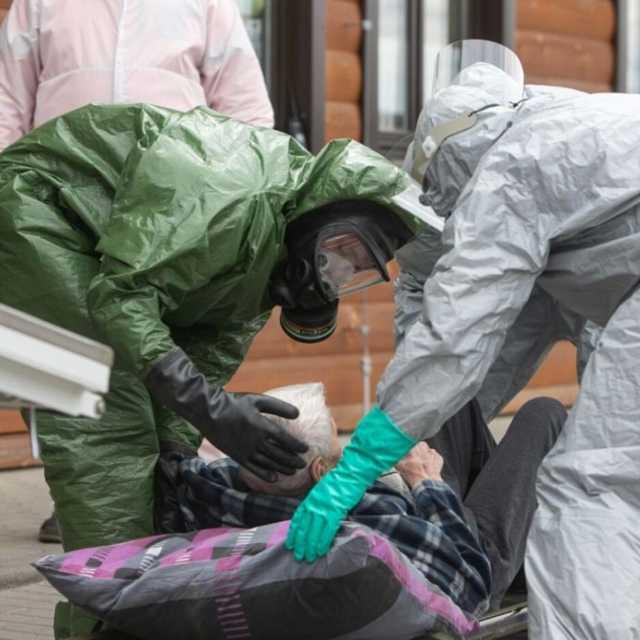 Łódzkie: mniej zakażeń i hospitalizacji z powodu COVID-19 niż przed rokiem