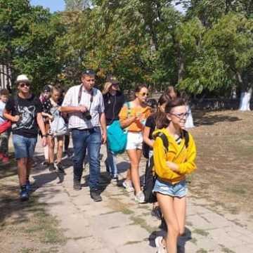 Młodzież z Radomska na wymianie w Wozniesiensku
