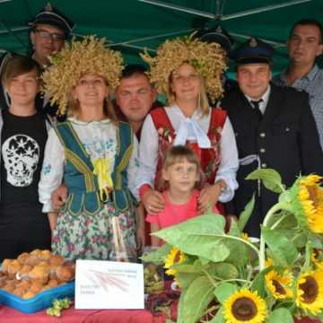 Dożynki w gminie Dobryszyce