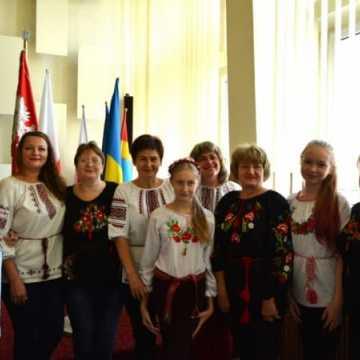 Pielgrzymi z Ukrainy w Radomsku