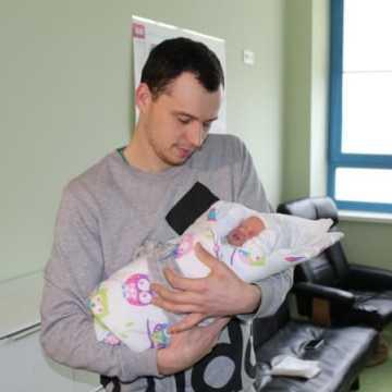 Pola pierwszym dzieckiem urodzonym w Radomsku w 2017 roku