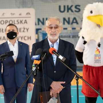Łódzkie gospodarzem ogólnopolskiej olimpiady sportowej