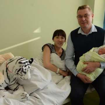 Tysięczne niemowlę w radomszczańskim szpitalu