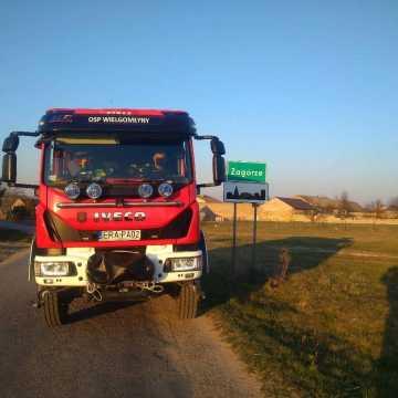 Odkażanie w gminie Wielgomłyny