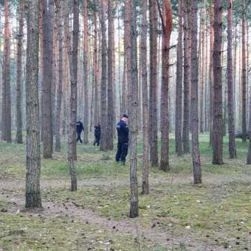 Policjanci odnaleźli zaginionego mężczyznę. Poszukiwało go 120 funkcjonariuszy