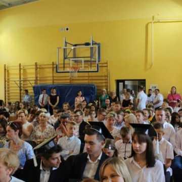 Koniec roku szkolnego w PSP nr 4 w Radomsku