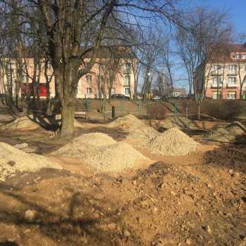Pumptrack w budowie