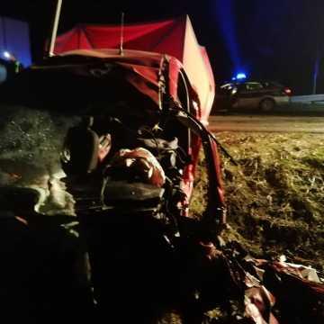 28-latek zginął w wypadku na remontowanym odcinku DK1