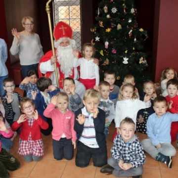 Mikołaj zagościł w Muzeum