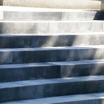 Zakończył się remont schodów wejściowych do MDK w Radomsku
