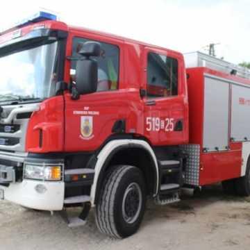 W pożarze domu w Gidlach spłonął mężczyzna