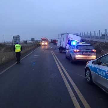 Śmiertelny wypadek w Radomsku. Nie żyje 55-letni kierowca