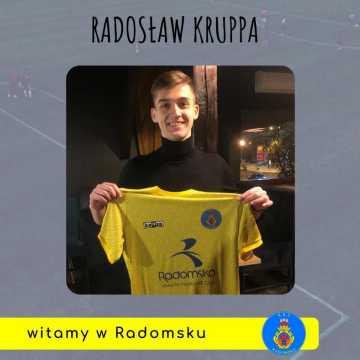 Nowy obrońca w RKS Radomsko