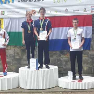 Wiktor Blada z kolejnym medalem olimpijskim