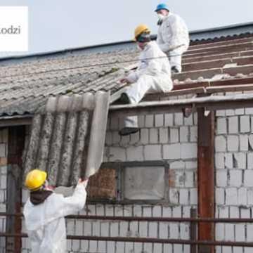 Zakończono odbiór azbestu w Radomsku