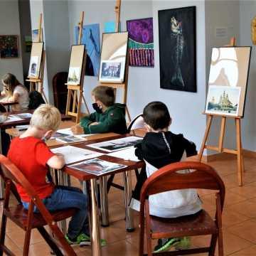 """Warsztaty w muzeum: """"Zabytki miasta Radomska"""""""