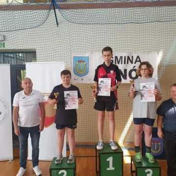 Turniejowe wygrane młodych zawodników UMLKS Radomsko