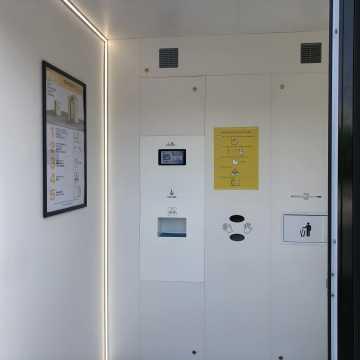 Działająca w Radomsku firma zaprojektowała Punkt Indywidualnej Kontroli Sanitarnej