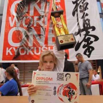 "Sukces karateków ""Randori"""