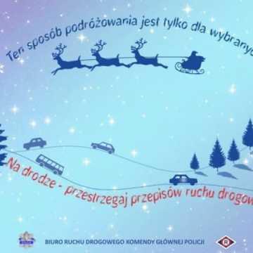 Bezpieczne Boże Narodzenie
