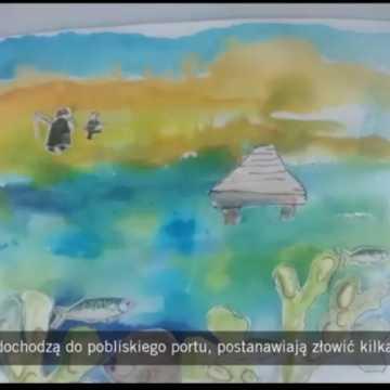 kARTka wspólnie z AI przygotowała animację o ochronie mórz i oceanów