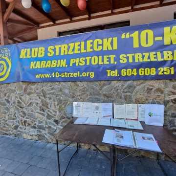 """25 lat klubu strzelectwa sportowego """"10-tka"""" Radomsko"""