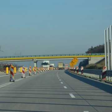 Pierwszy odcinek budowanej autostrady A1 z ruchem w układzie 2+2 już funkcjonuje!