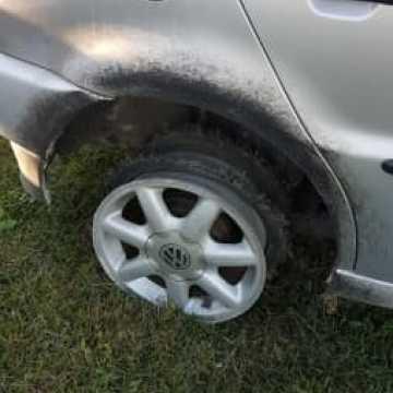Pijany kierowca spowodował kolizję. Stracił prawo jazdy
