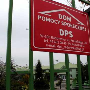 Powiat radomszczański. W domach pomocy społecznej jak na razie jest bezpiecznie