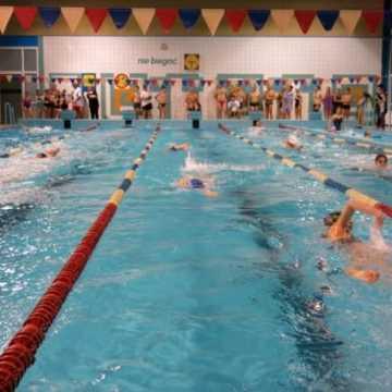 Pływackie Mistrzostwa Miasta Radomska i Powiatu Radomszczańskiego