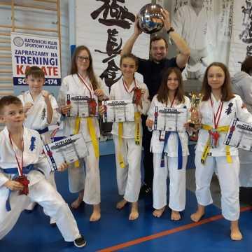 Medalowa sobota Klubu Karate Randori