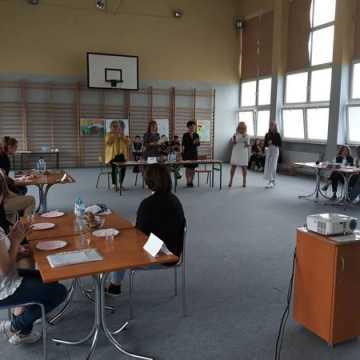 Debata o odnawialnych źródłach energii w PSP nr 3 w Radomsku